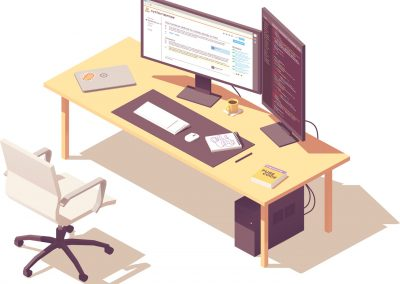 Cybersecurity Threat Vectors in the Office (and the Remote Office!)