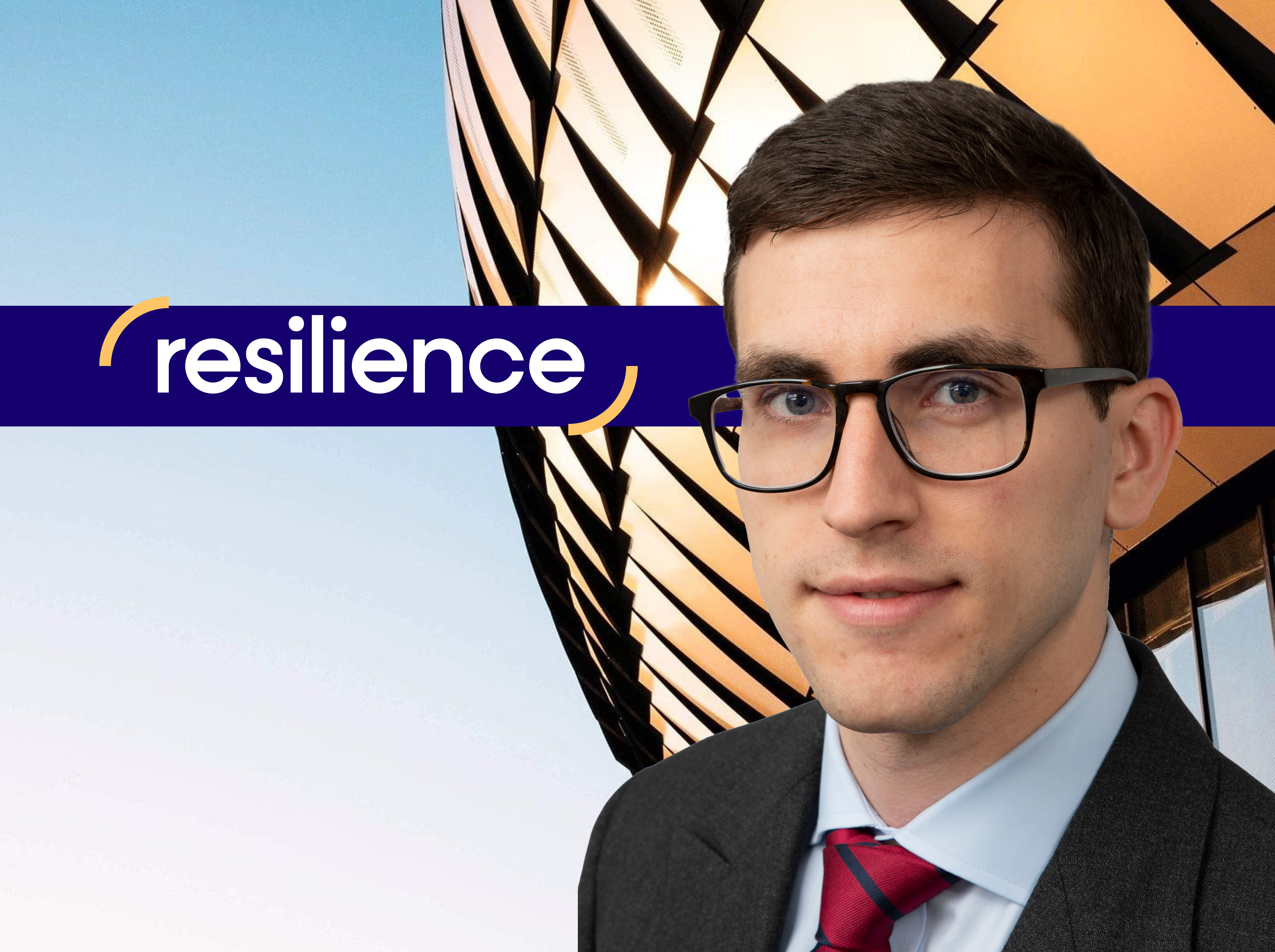 Eduard Alpin joins Resilience as Chief Actuary